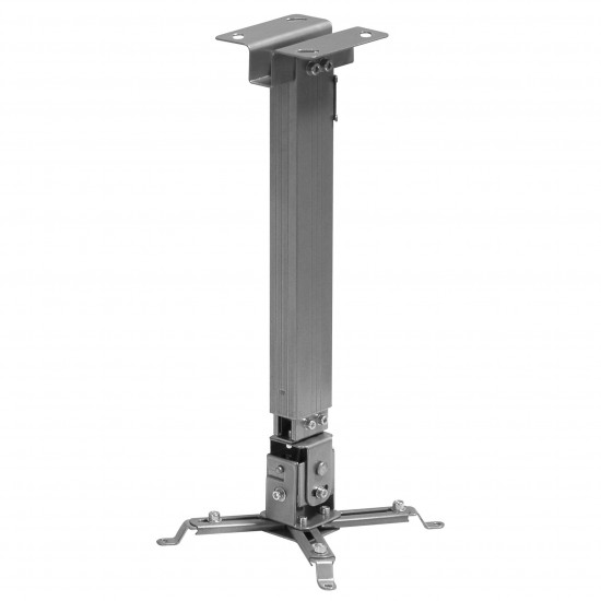 Reflecta Ceiling Mount Tapa L 430-650mm silver